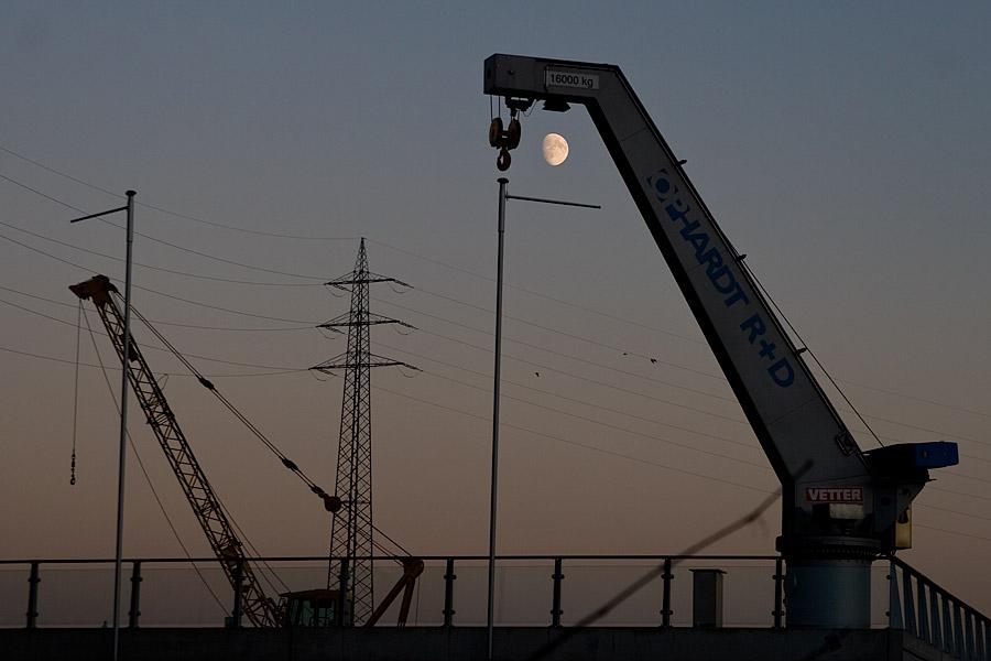 Hafen-Mond